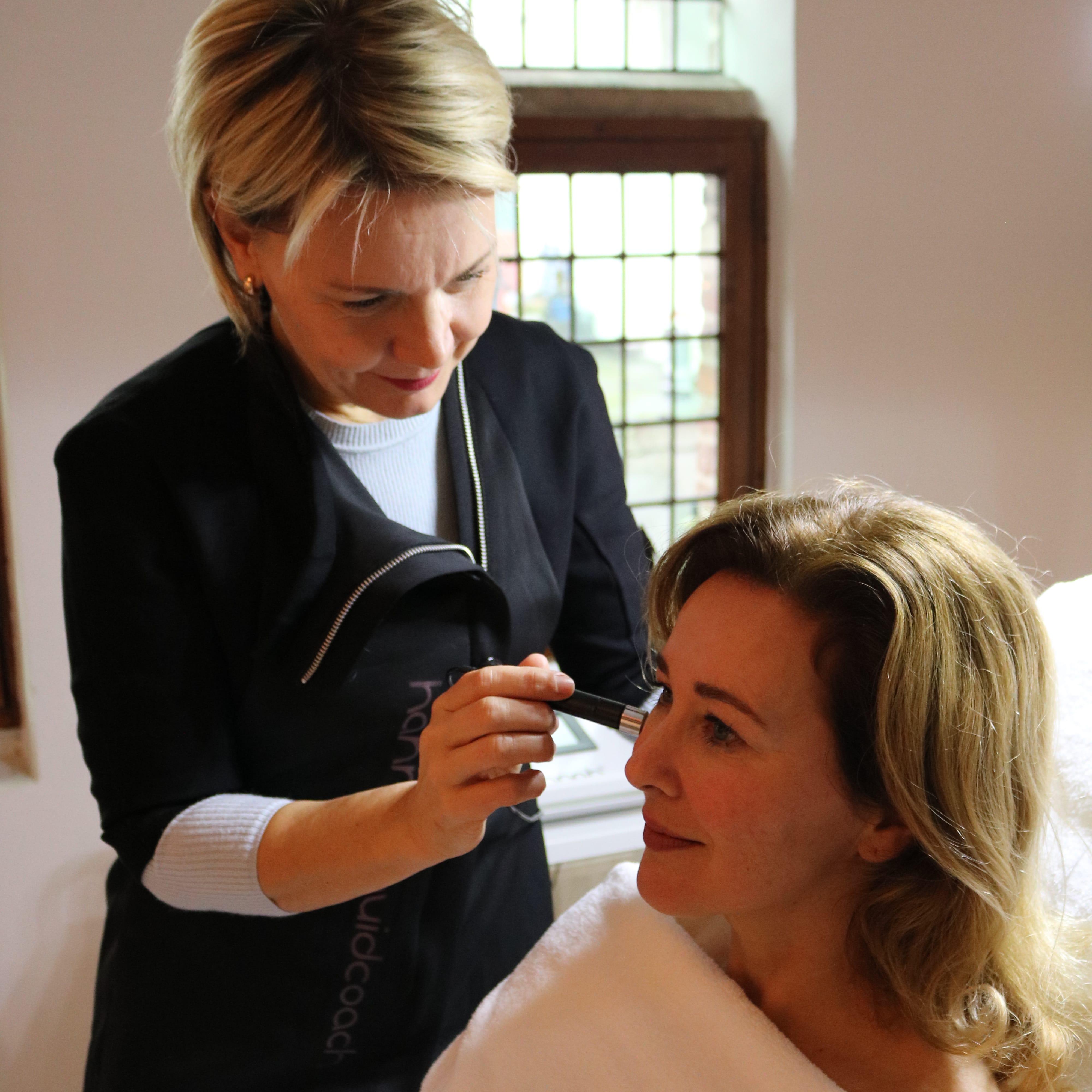 SQIN huidcoaching huidmeting