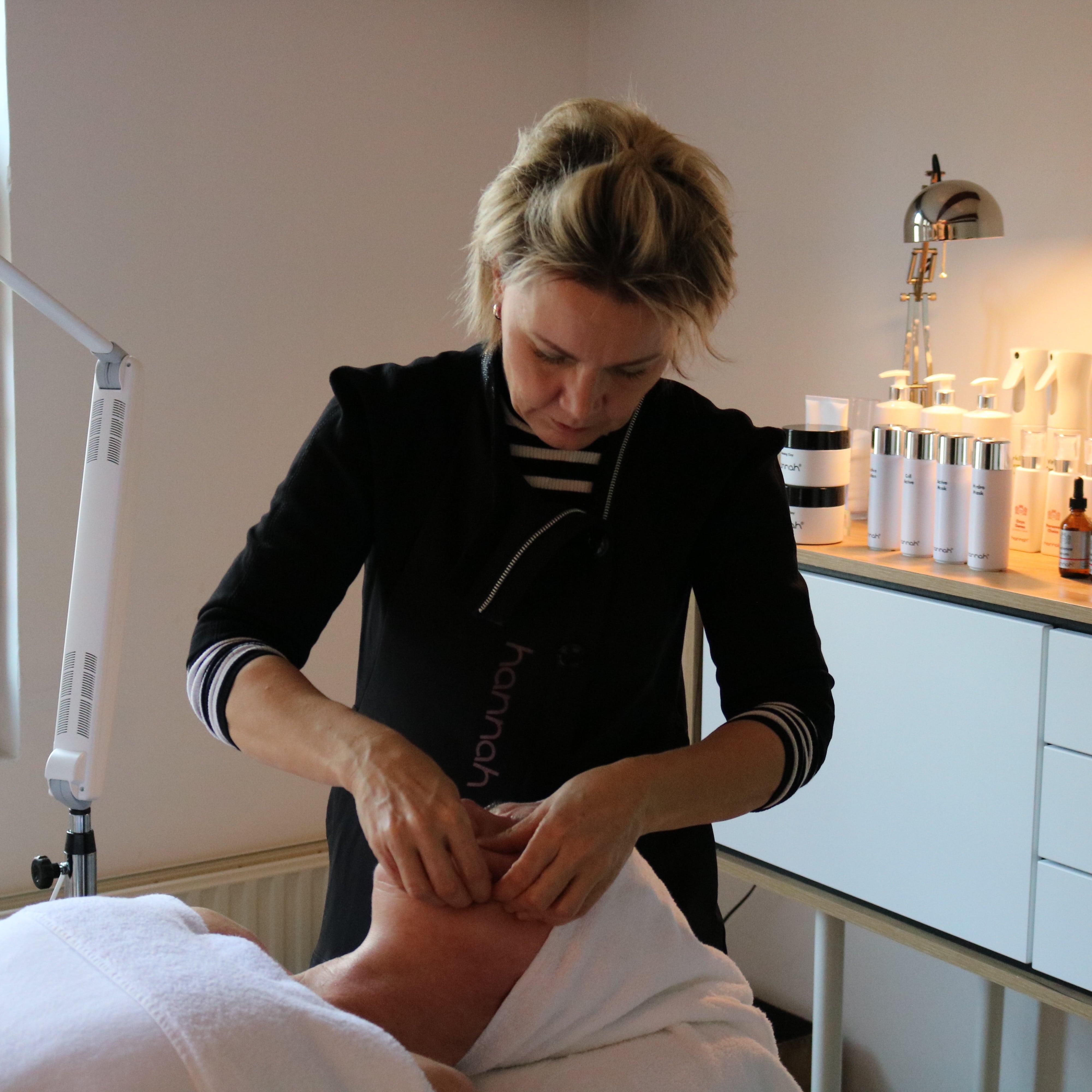 SQIN huidcoaching massage